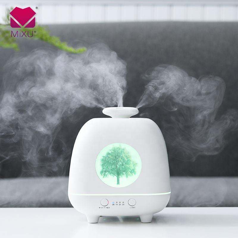 홈 가전을 큰 Capacity/아로마 양초 기계 초음파 가습기 Air 청정기는 알러지 유발 물질을 Oil 아로마 Diffuser