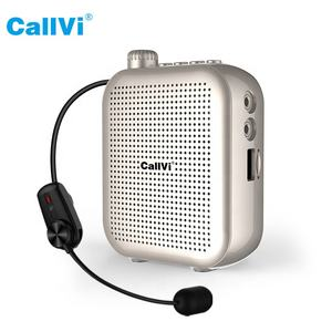 Callvi V-805 Portabel Bluetooth Kelas Mikrofon Hand-Free Wireless Suara Amplifier
