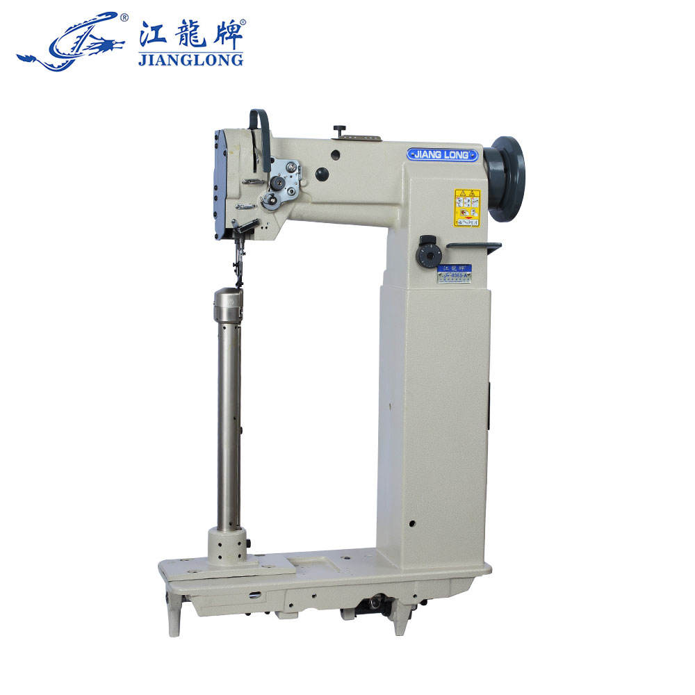 well-heeled Post Bed lockstitch industrial sewing machine
