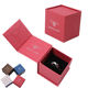 Wholesale Gift Magnetic Packaging Boxes Wedding Jewelry Paper Cheap Ring Box