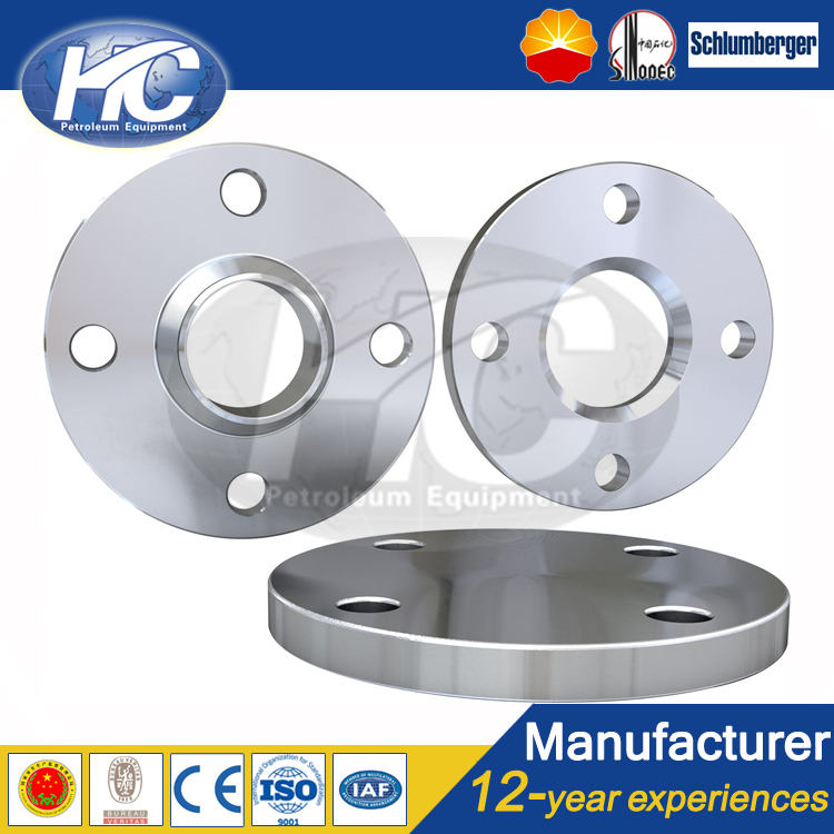 HG/T 20592 Quality Guaranteed Loose Plate Flange /Pad Type Flange /Floor Flange