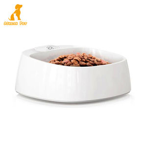 2019 Best Selling Intelligent Weighing Personalized Pet Feeder Cat Dish Dog Bowl