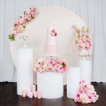 Iangel hot sale professional customization acrylic wedding decorations
