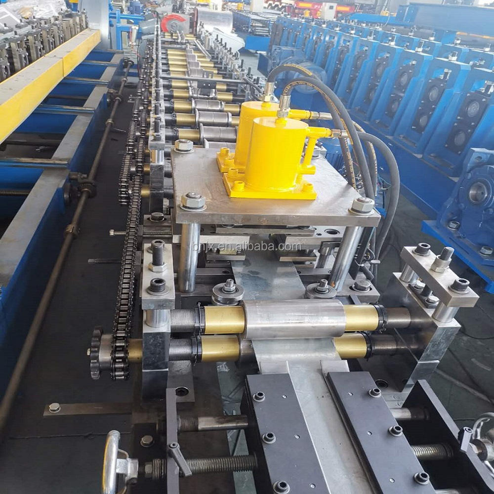 2019 Rolling Pipe/Tube/Steel bar/Aluminum Roll Forming Machine