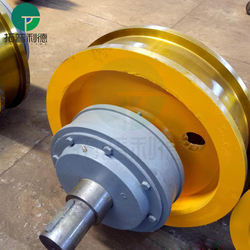 CE certificated high duty railway wheel manufacturers