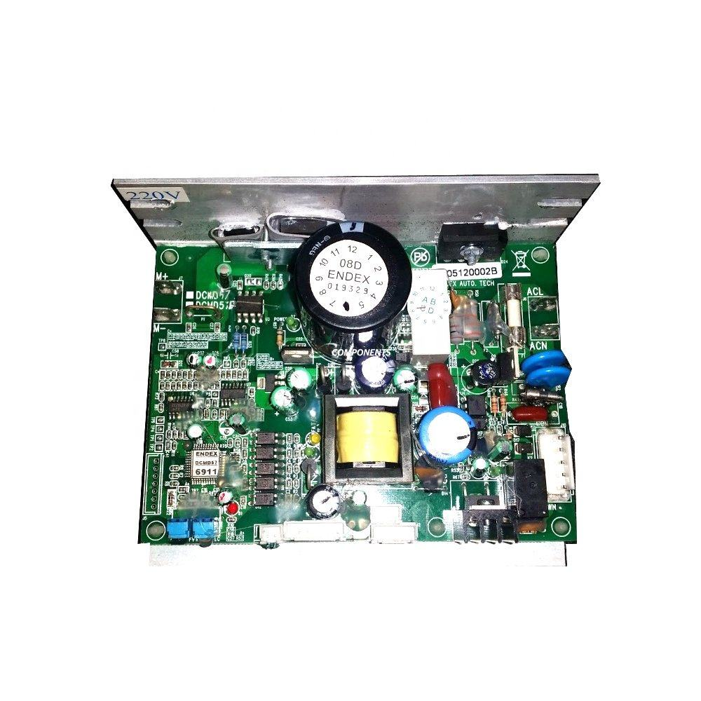 Treadmill motor controller board for BH and other brand treadmill circuit driver board mainboard DCMD57