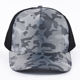 Custom Blank Camouflage Trucker Cap Hat Camo Mesh Baseball Caps Men