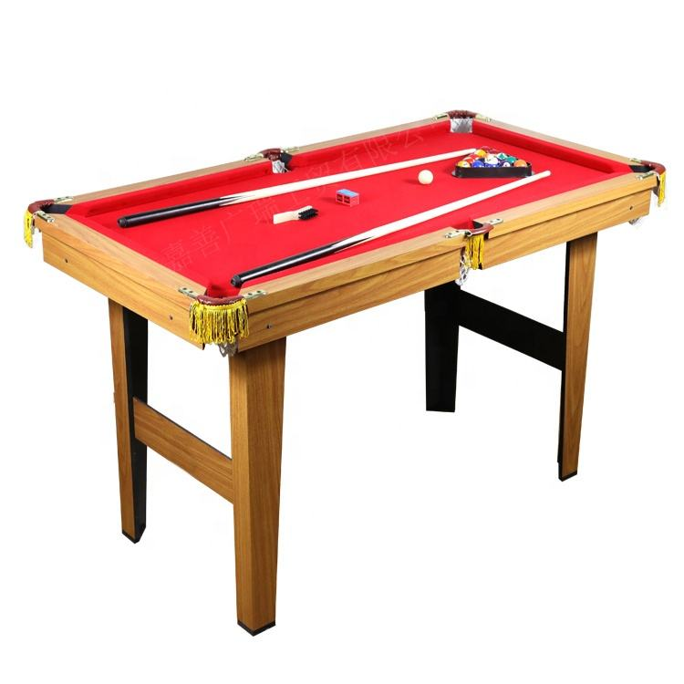 48 inch Wooden billiard/Snooker/Pool table G24800