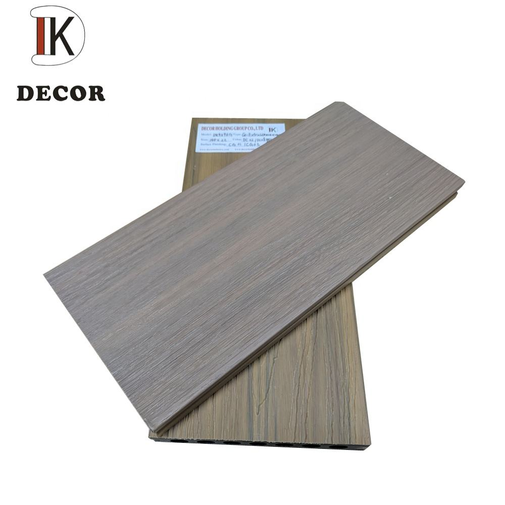 Factory Direct Supply Hout Exterieur <span class=keywords><strong>WPC</strong></span> Decking Composiet Plastic Plank