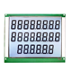 Lcd 7 Segment Lcd Module Monochrome Transmissive TN/STN LCD Glass Panel 7 Segment Display Board Fuel Dispenser Display Lcd Module