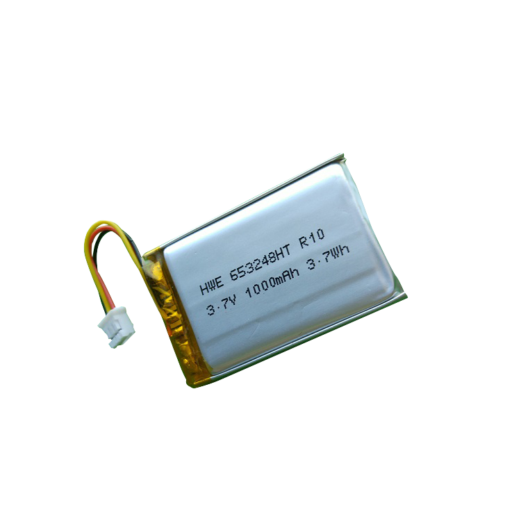 Li ion polymer battery h503456 1000 mah lipo battery 1000 mah 3.7v battery