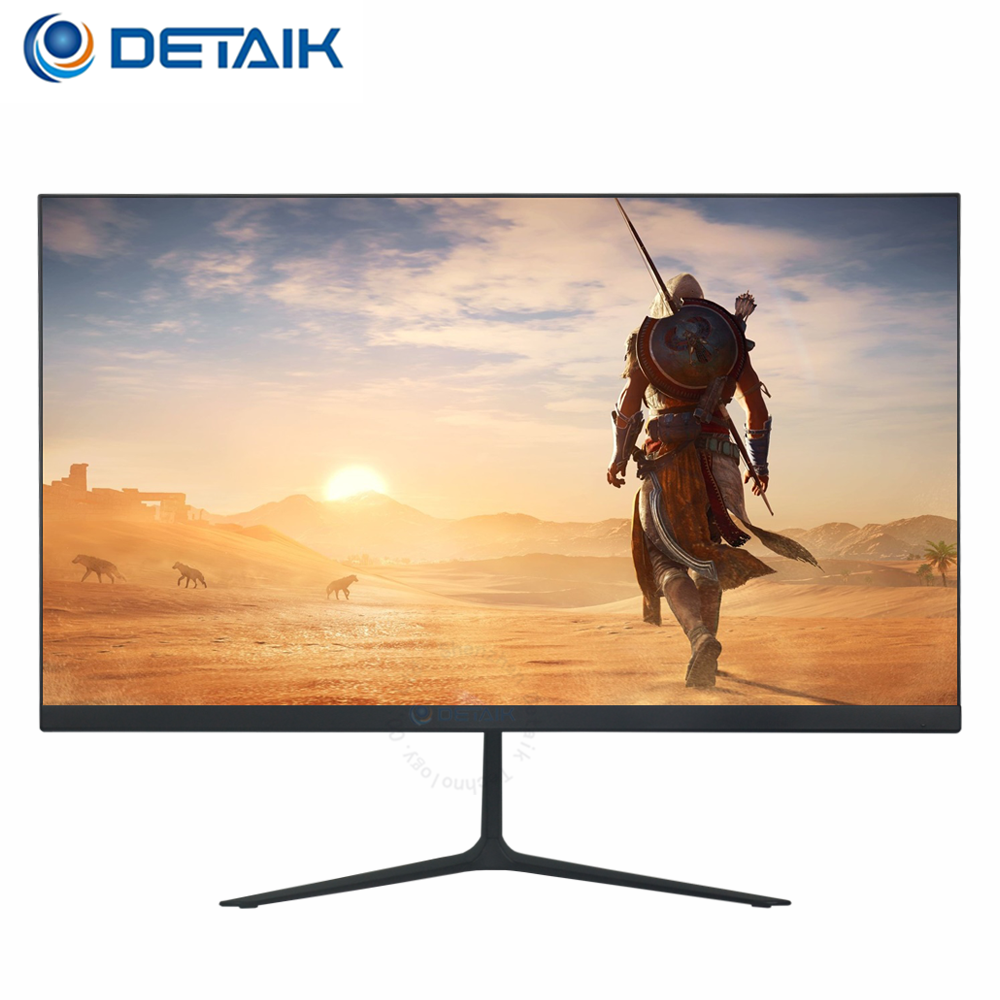 23.8 Inch 1920 1080 Full HD Led PC Game Monitor Slim 24Inch IPS Panel LCD Computer Monitors
