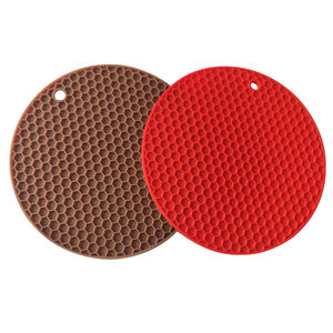 Customize silicone dish drying mat heat insulation mat insulation rubber mat