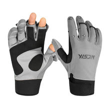 Custom Anti-slip Waterproof Cold Weather Outdoor Activities Gloves Mens Fishing Gloves For Winter Boating Kayaking Watersports