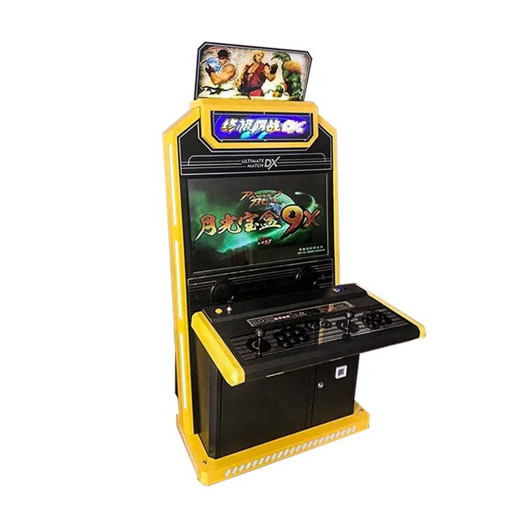Новый кабинет Tekken 6/7 видео истребитель Игры Супер улица 4 игры файтинг аркадная игра машина