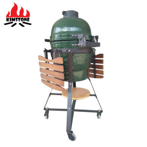 Auplex Kimstone kamado grill outdoor garden barbecue stainless steel bbq types of charcoal grills