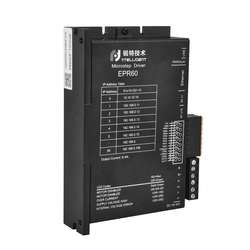 EPR60  Ethernet Fieldbus step motor drive based on MODBUS/TCP protocol 2 phase stepper motor driver