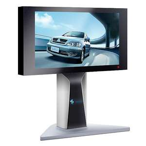 15 Inch digital display multi touch all in one pc lcd display, lcd ad player