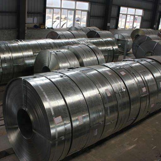 sphc hot rolled cold rolled galvanized steel strip coil