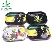 new style arrival OEM/ODM tin tea tray
