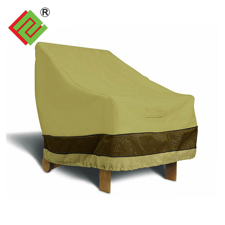 야외 가구/정원 테이블 커버 600D 폴리 에스테르 코팅 PVC