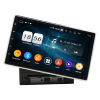 KD-2000 Android 9.0 octa core bluetooth 3 ways call 10.1 inch 2 din universal car audio with touch screen DSP carplay