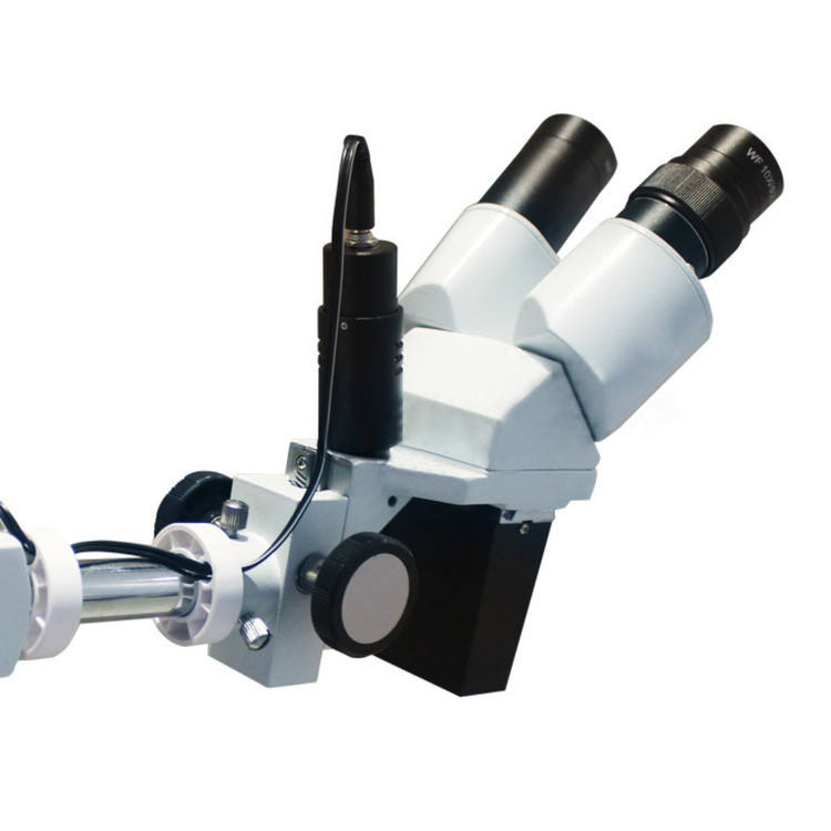 China dental microscope prices Table Mounted Dental Operating Microscope