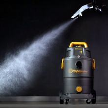 Vacmaster commercial 2 stage motor 2 in 1 canister shampoo washing remote control wet and dry car vacuum cleaner- VK1330PWDR