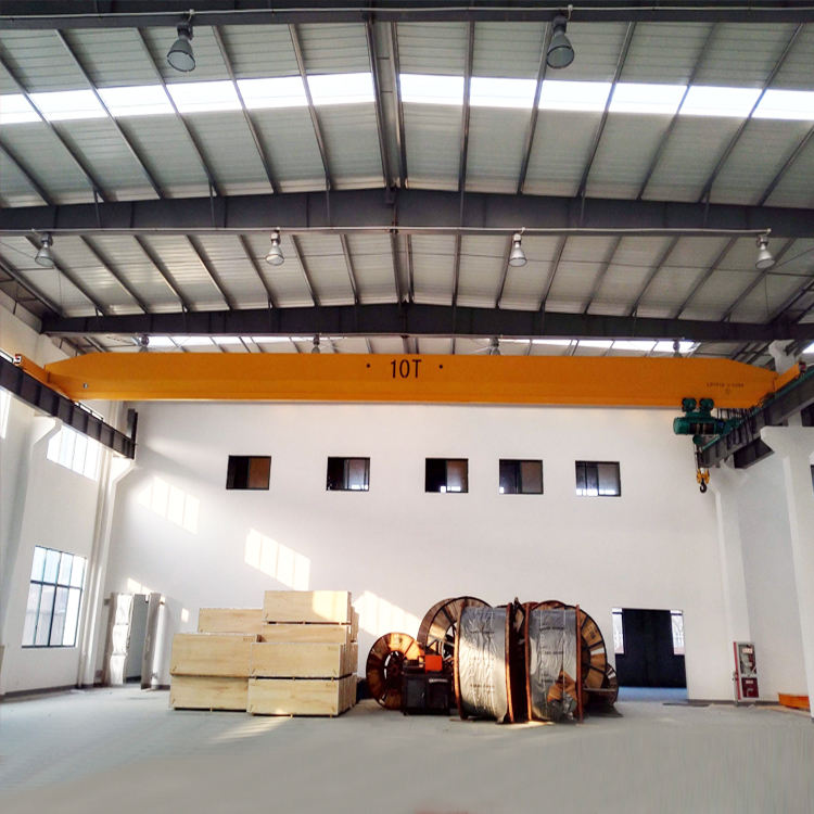 5ton electric hoist overhead traveling crane