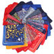 Stocklot Paisley Polyester Soft Pocket Square Hankies 13 Inch Hand Print Men Suit Handkerchief