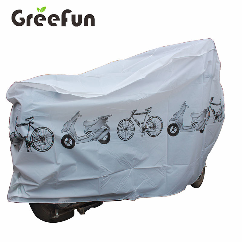 Bicycle Helmet Bike Cover Protect Mountain Road Bike Anti Dust Rain UV Protection for Mountain Made In China New Design