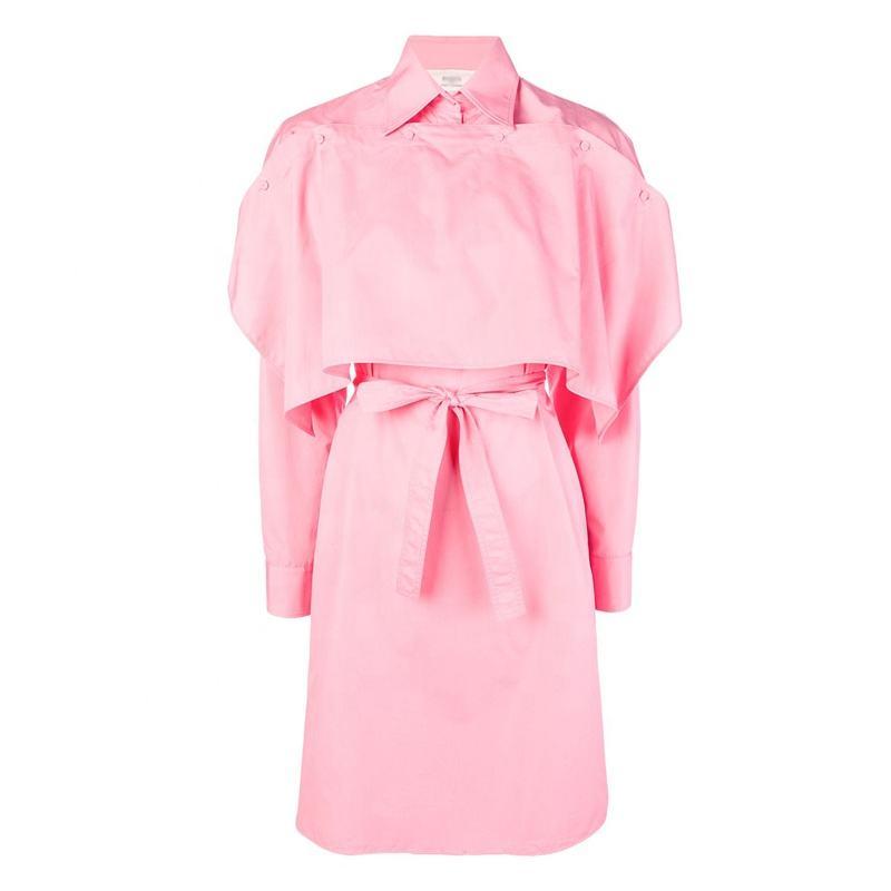 Auditoría de fábrica de vestidos de ropa al por mayor del OEM las mujeres vestido casual