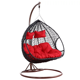 Custom Balcony leisure outdoor hanging egg swing chair