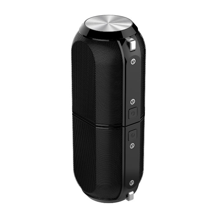 2019 Latest magnetic portable 20W tws waterproof sports bluetooth speaker wireless 4.2 for music with deep bass