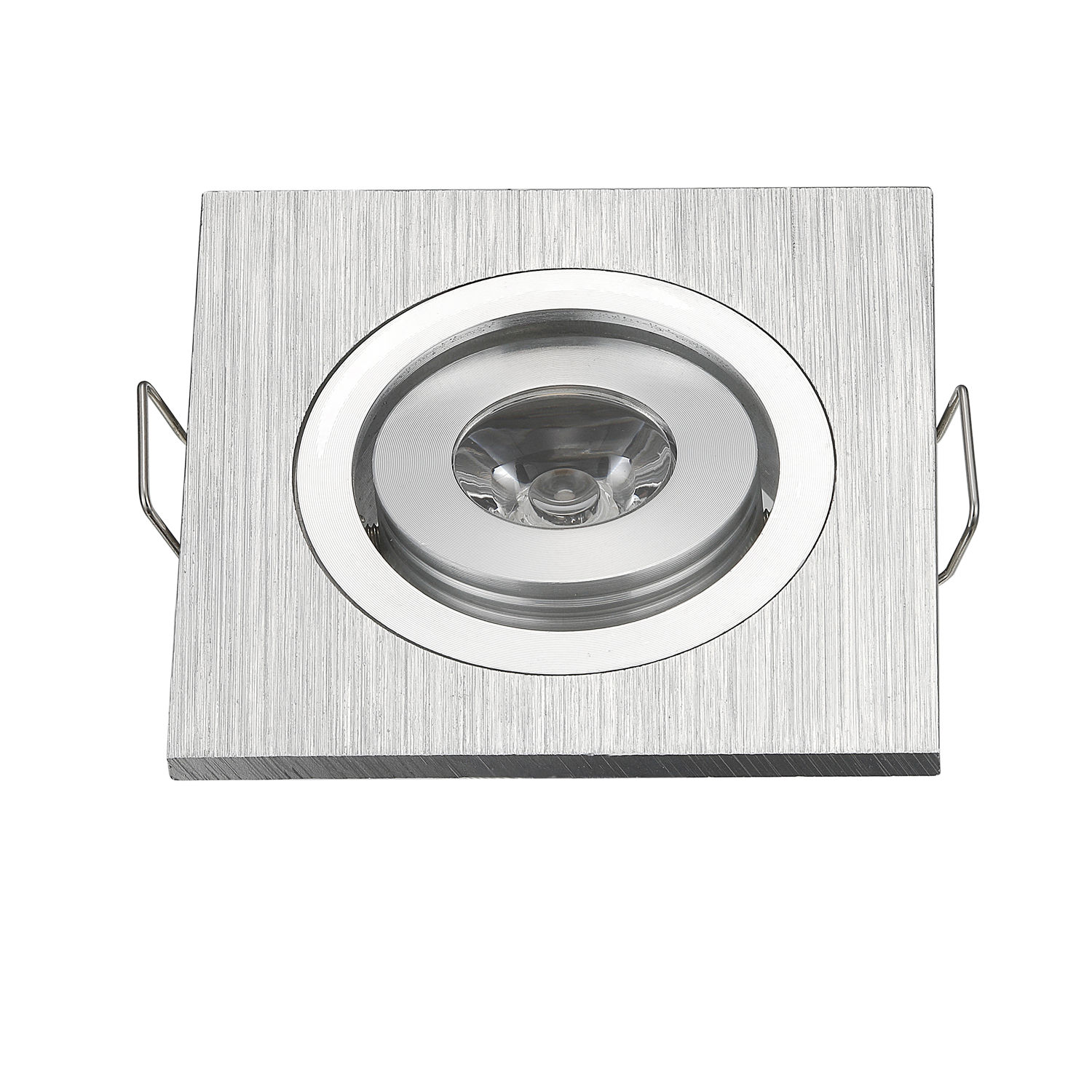 Low Profile Shenzhen 1 W 3 W Aluminium Led Down Light <span class=keywords><strong>Dimbare</strong></span> Led Plafondlamp