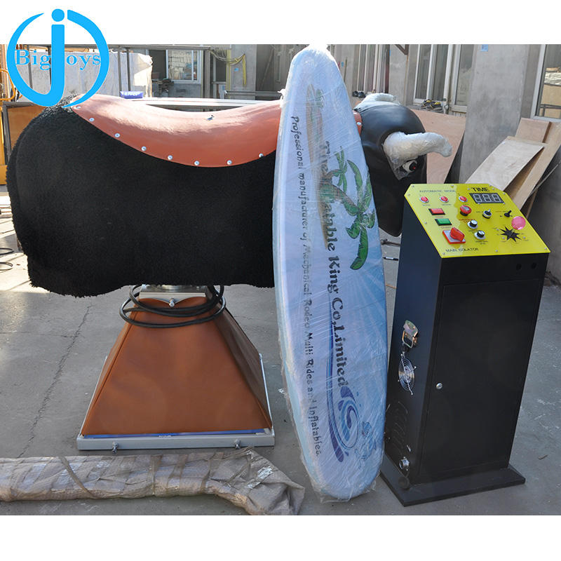 amusement park adult ride mechanical bull rodeo, good price outdoor mechanical bull for sale