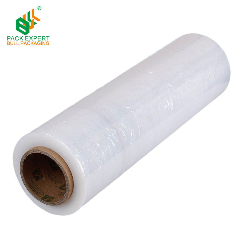 5 Layers high strength transparent manual cast pallet wrap stretch film