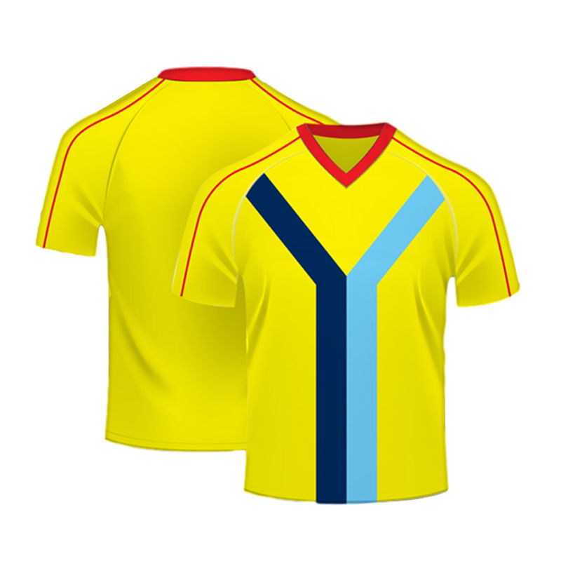 Thailand quality quick dry football shirt and shorts outdoors american football wear