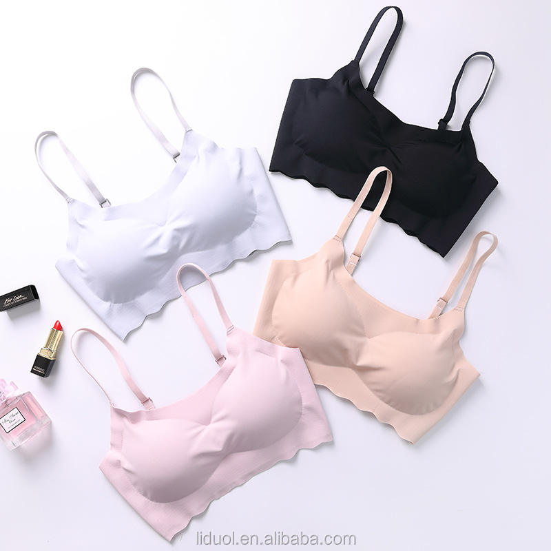 Hot Young Girls Ultra-thin transparent Lingerie Ladies bra and panty underwear sexy women breathable bras