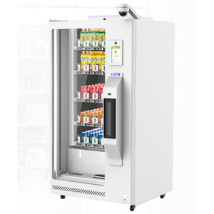 SNBC BVM-UI110 smart beverage combo vending machine for foods and drinks robot arm vending machine