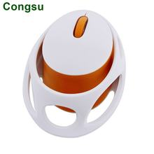 ANIMUSS 2.4g business wireless mouse color dazzle color mute button business office factory direct sale hot style
