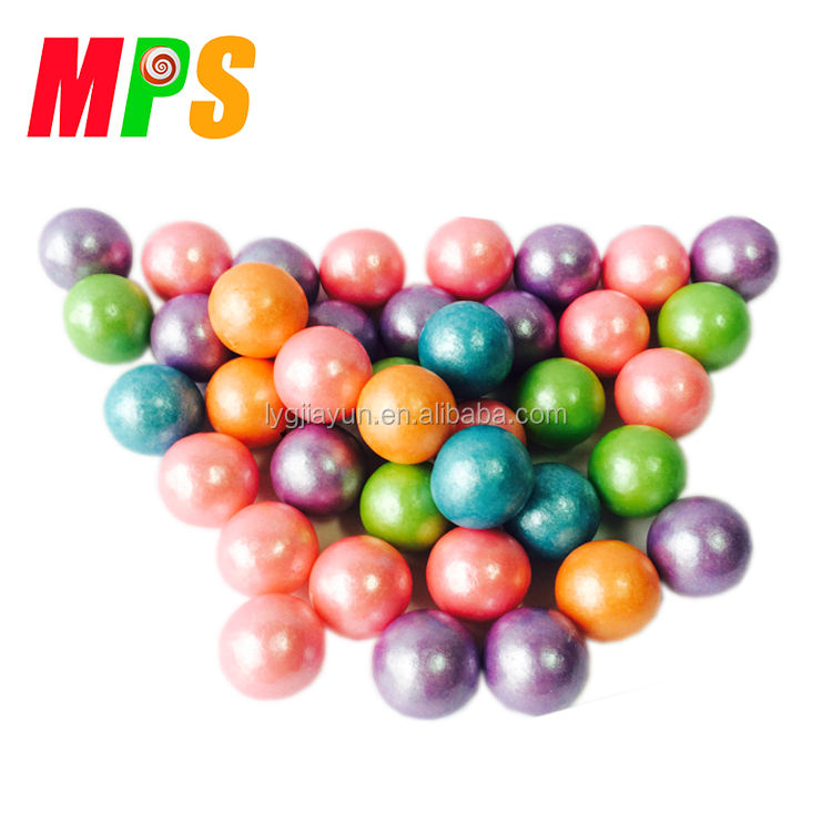 Bulk Shimmer Pearl Gumball Chewing