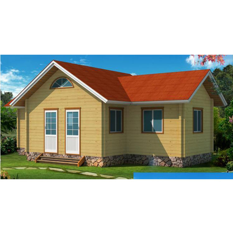 Cheap Prefab Garden Log Cabin one Room For Men And Women