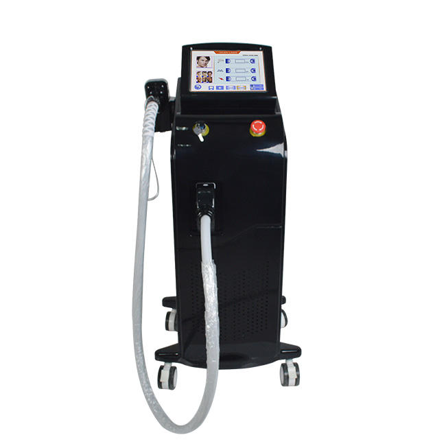 Israel alma laser 808nm diodo laser hair removal salon clinic machine / israel hair removal laser