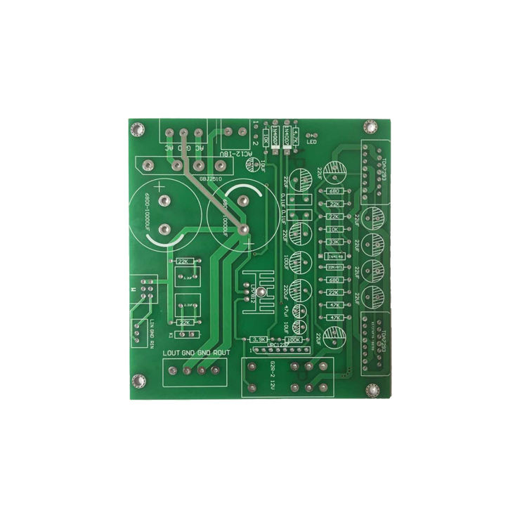 94vo Fr4 Rohs Motherboard Card Smart Prototype Rf Ru 94v0 Pcb Printed Circuit Board