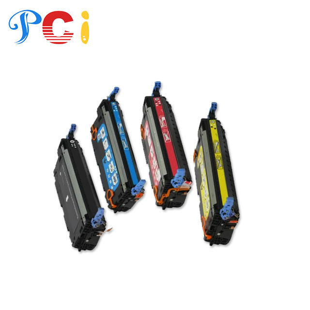 PCI Compatible Color Toner Cartridge Laser for HPs Q6470A Q6470 Q6471A Q6472A Q6473A CRG-711 CRG711 Color LaserJet 3600 3600n