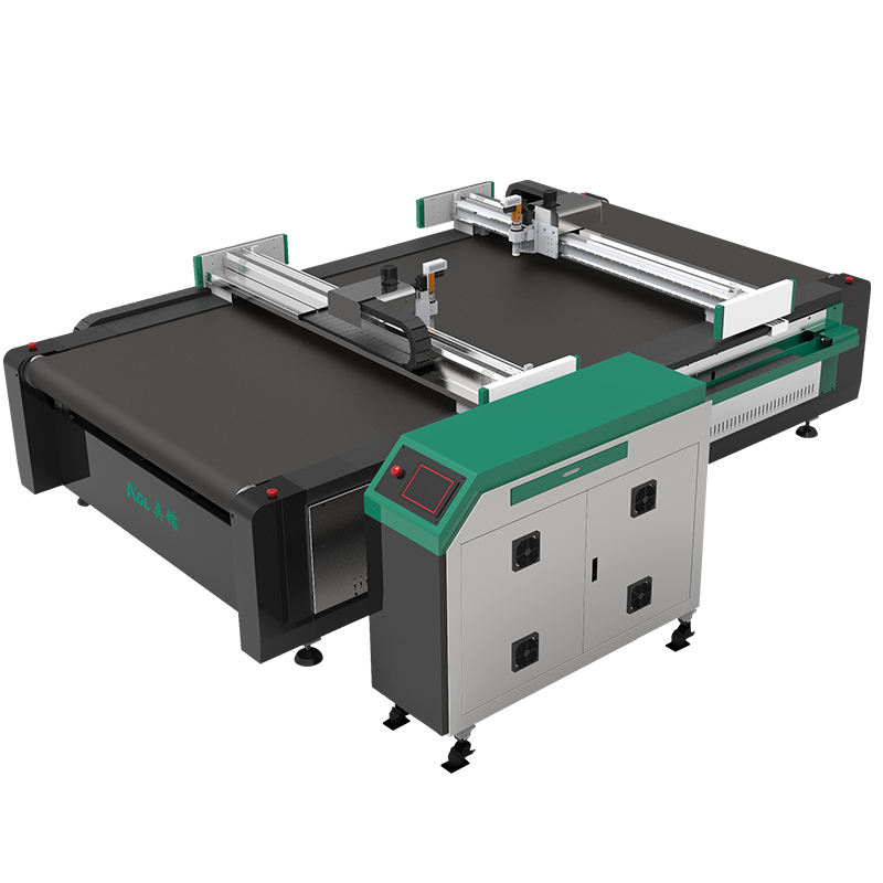 soundproof blanket cutting machine