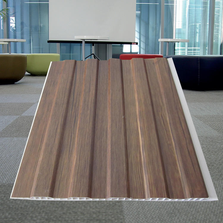 Impermeable interior techo decorativo de PVC azulejos