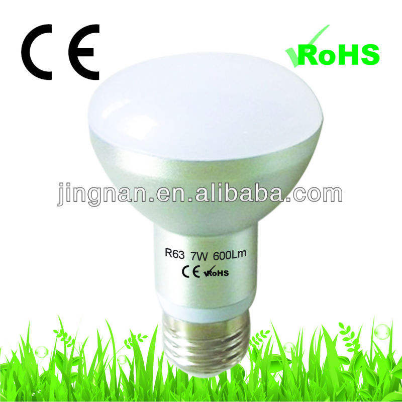 Special shape spotlight SMD2835 R39 R50 R80 6w E27 bulbs High power LED bulb r63 led lamp