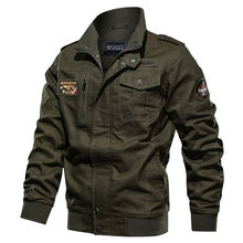 Amazon 2020 New Cotton Embroidery Special Forces Men's jacket Coat Training Uniform China Quality Factory